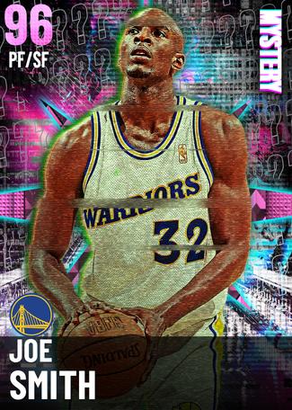 '94 Joe Smith pinkdiamond card