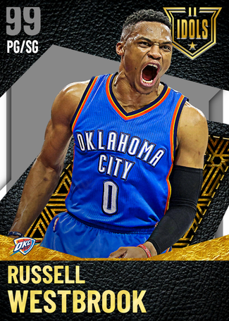 Russell Westbrook dark_matter card