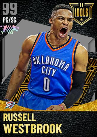 Russell Westbrook dark_matter card