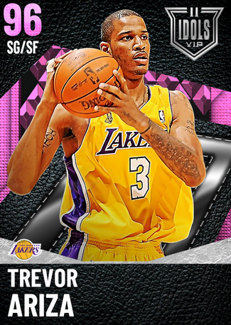 Trevor Ariza pinkdiamond card