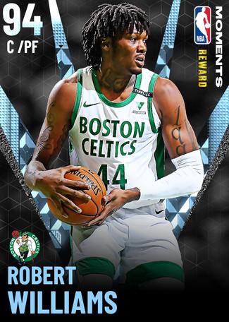 Robert Williams diamond card