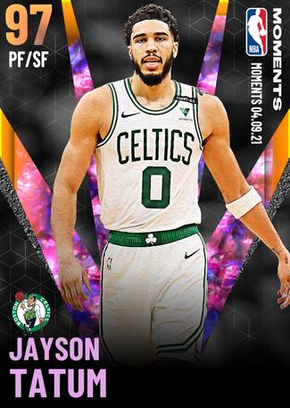 Jayson Tatum opal card