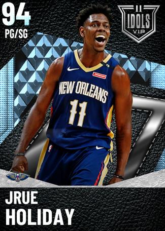Jrue Holiday diamond card