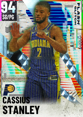 Cassius Stanley diamond card