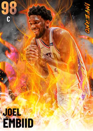 Joel Embiid opal card