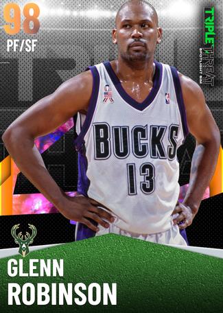 '08 Glenn Robinson opal card