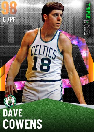 '75 Dave Cowens opal card