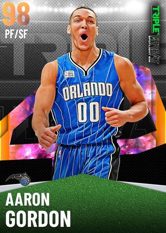 Aaron Gordon opal card