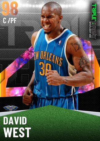 David West opal card