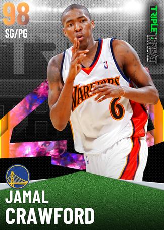 Jamal Crawford opal card