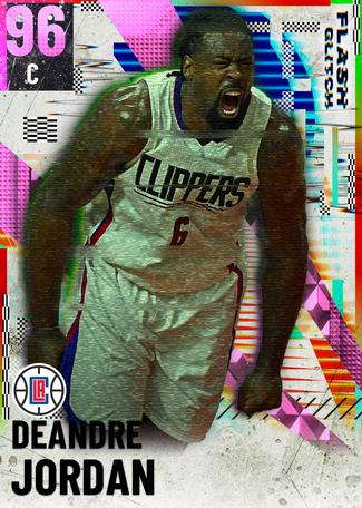 '13 DeAndre Jordan pinkdiamond card