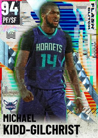 Michael Kidd-Gilchrist diamond card