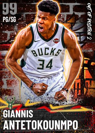 Giannis Antetokounmpo dark_matter card