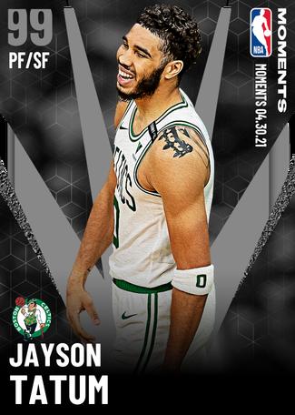 Jayson Tatum dark_matter card