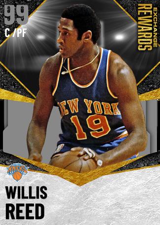 '74 Willis Reed dark_matter card