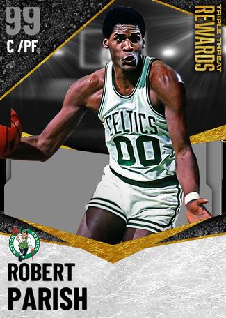 '81 Robert Parish dark_matter card