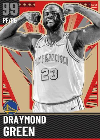 '16 Draymond Green dark_matter card