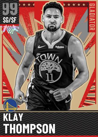 Klay Thompson dark_matter card