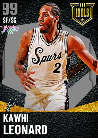 Kawhi Leonard dark_matter card