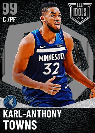 Karl-Anthony Towns dark_matter card
