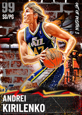 '04 Andrei Kirilenko dark_matter card