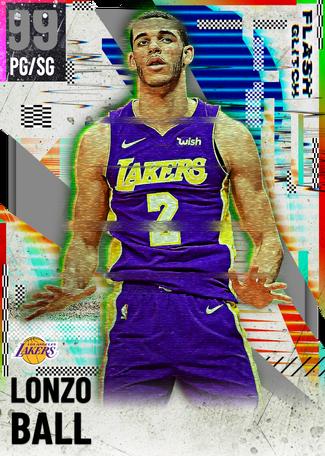 Lonzo Ball dark_matter card