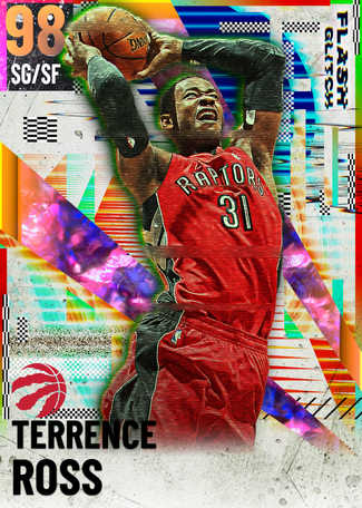 Terrence Ross opal card