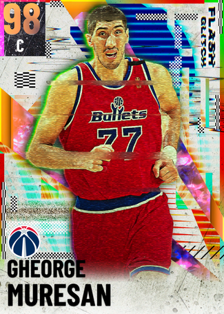 '96 Gheorge Muresan opal card