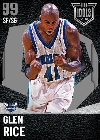 '97 Glen Rice dark_matter card