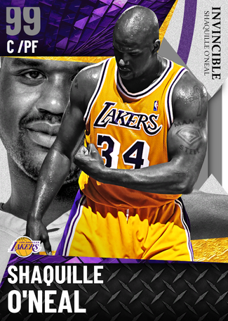 '06 Shaquille O'Neal dark_matter card
