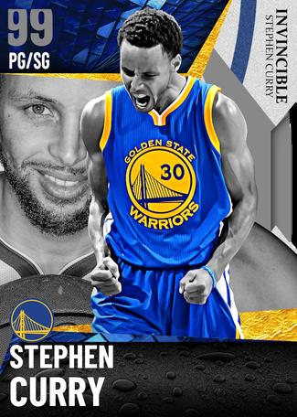 Stephen Curry dark_matter card