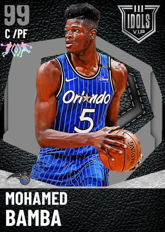 Mohamed Bamba dark_matter card