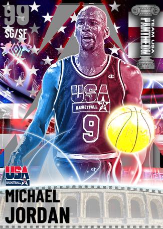 '95 Michael Jordan dark_matter card