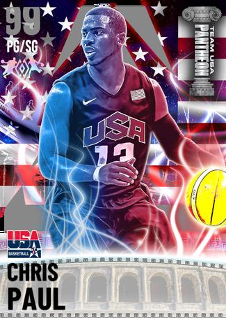 Chris Paul dark_matter card