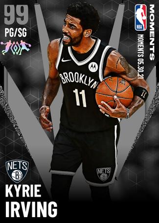 Kyrie Irving dark_matter card