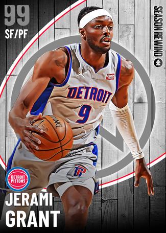 Jerami Grant dark_matter card