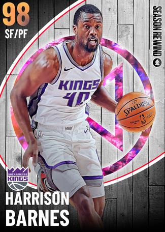 Harrison Barnes opal card