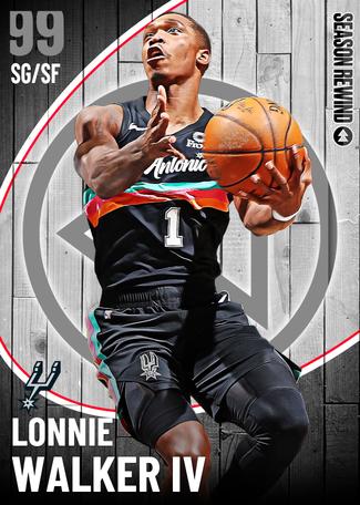 Lonnie Walker IV dark_matter card