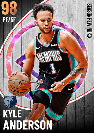 Kyle Anderson opal card