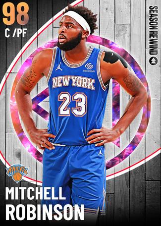 Mitchell Robinson opal card