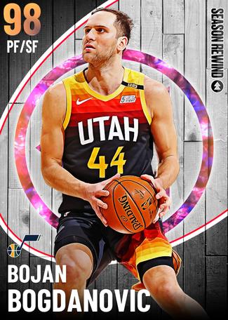 Bojan Bogdanovic opal card