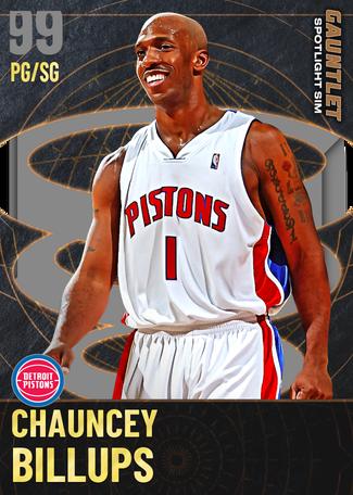 '14 Chauncey Billups dark_matter card