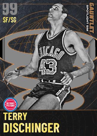 '69 Terry Dischinger dark_matter card