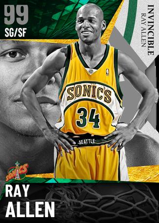 '14 Ray Allen dark_matter card