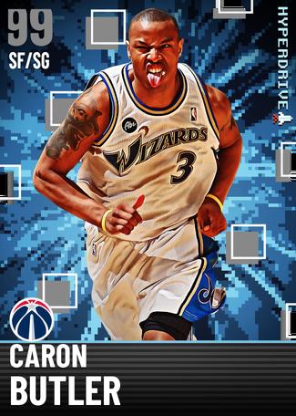 '16 Caron Butler dark_matter card