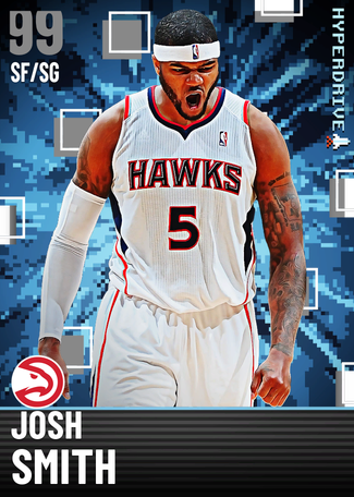 '18 Josh Smith dark_matter card