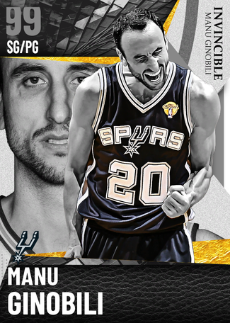'06 Manu Ginobili dark_matter card