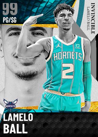 LaMelo Ball dark_matter card