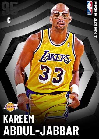 '80 Kareem Abdul-Jabbar onyx card