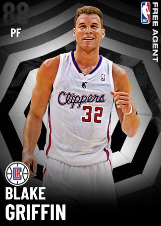 '13 Blake Griffin onyx card